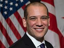 HSEMA Director Chris Rodriguez