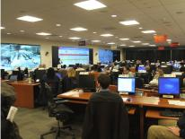 Image of Emergency Operations Center